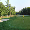 Fairway Hills - 4th - A Straight-in Par 4 by Ronald Reid