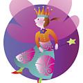 Fairy 1 by Louise  Methe