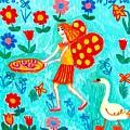 Fairy Cakes by Sushila Burgess