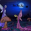 Fairy Christmas by Barbara St Jean