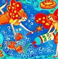 Fairy Liquid by Sushila Burgess