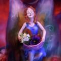 Fairy Of The Garden by Joseph J Stevens