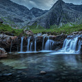 Fairy Pools by Christian Heeb