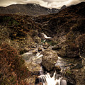 Fairy Pools by Roddy Atkinson