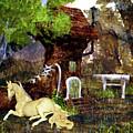 Fairy Retreat by Digital Art Cafe