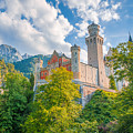 Fairytales From Neuschwanstein Castle by JR Photography