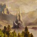 Fairytale Castle by Sergey Lukashin