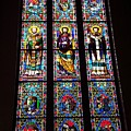 Faith In Stained Glass  by Elinor Schwob