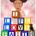 Faith by Dion Baker
