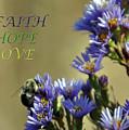 Faith Hope Love by Lydia Holly