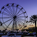 Fajitaville Ferris Wheel 2 by Leticia Latocki
