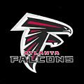 Falcons Atlanta T-shirt by Herb Strobino