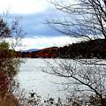 Fall 2015 Newfound Lake 1 by Wayne Toutaint