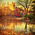 Fall Afternoon In Central Park by Chris Lord