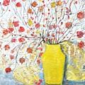Fall Arrangement by Evelina Popilian