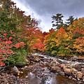 Fall At Indian Rapids by David Patterson