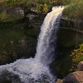 Fall At Minnehaha Falls by Tom Reynen