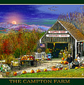 Fall At The Campton Farm by Nancy Griswold