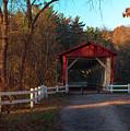 Fall At The Everett Road Bridge  by Matt Shiffler