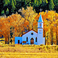 Fall Church by Bob Welch