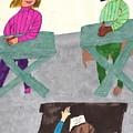 Fall Class by Elinor Helen Rakowski
