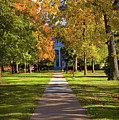 Fall Colors At Lawrence University In Appleton, Wisconsin by Sam Antonio Photography