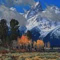 Fall Crescendo by Lanny Grant