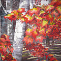 Fall Fantasy by Shirley Braithwaite Hunt