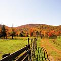 Fall Farm #4 by Kevin Gladwell