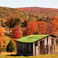 Fall Farm No. 6 by Kevin Gladwell