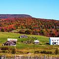 Fall Farm No. 7 by Kevin Gladwell