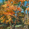 Fall Glory by Claire Gagnon