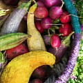 Fall Harvest Basket by Michael Moriarty
