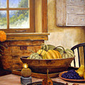 Fall Harvest by Richard T Pranke