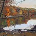 Fall In 7 Lakes by Ylli Haruni