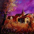 Fall In Ardennes  by Pol Ledent