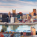 Fall In Pittsburgh  by Emmanuel Panagiotakis