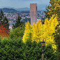 Fall In Portland Or by George Herbert