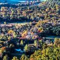 Fall In Shenandoah Valley by Ronda Ryan