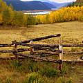 Fall In The Rockies 2 by Marty Koch