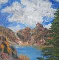 Fall In The Rockies by Jennifer Skalecke