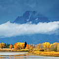 Fall At The Oxbow by Todd Bielby