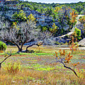 Fall In The Texas Hill Country by Savannah Gibbs
