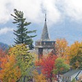 Fall In Upstate New York by Becky Hollis