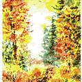 Fall by Irina Sztukowski