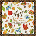 Fall Is In The Air by Jean Plout
