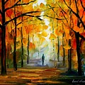 Fall by Leonid Afremov