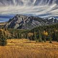 Fall Mountain by Keri Harrish