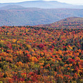 Fall Mountains #3 by Kevin Gladwell