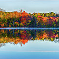 Fall On Lake Winthrop by Jack Peterson